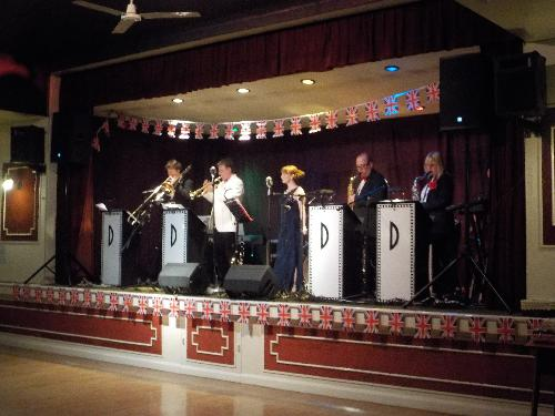 Great War Event Middlewich. Music Hall to the 50's