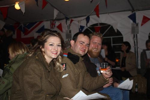 VE Day 70th knees up