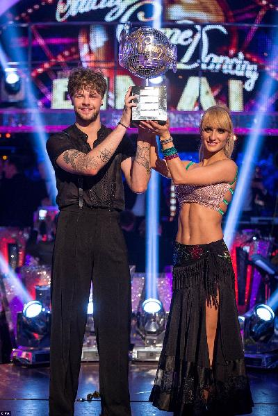 Jay and Aliona