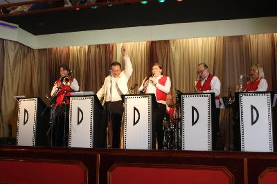 swing wedding Stockport Plaza New Orleans