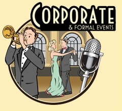 Live Music for Corporate and Formal Events