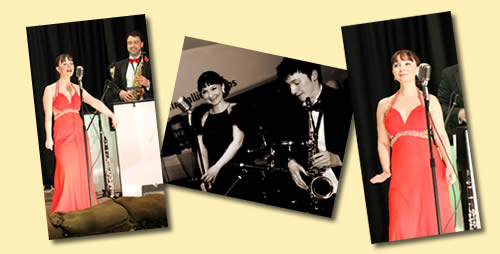 Live Swing Band for your Vintage Wedding