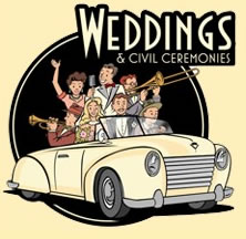 Live Music for Vintage Weddings and Civil Ceremonies